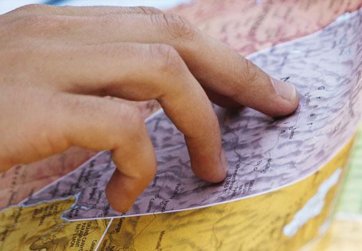 Magíster en Planificación y Gestión Territorial