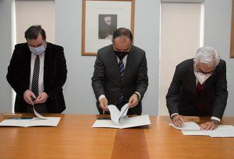 Cámara de Comercio de Temuco y UCT fortalecen sus asesorías en mediaciones con nuevo convenio