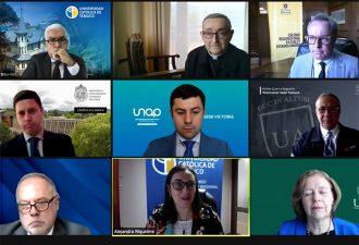 Rectores de universidades de La Araucanía firmaron un acuerdo para reconstruir las relaciones en la región
