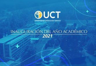 La UCT celebró su inicio de Año Académico 2021