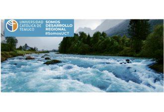UC Temuco se compromete con el uso y la gestión del recurso hídrico en Chile creando el Instituto de Investigación del Agua RUCAKO