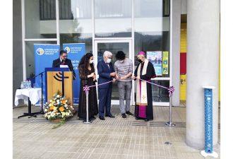 UCT inaugura Edificio de la Facultad de Arquitectura, Artes y Diseño