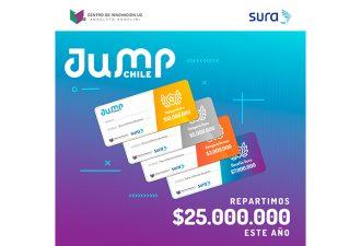 JUMP Chile lanza concurso para emprendimiento universitario con foco social