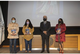 Centro de Políticas Públicas UCT presentó el libro Una nueva Constitución: Una propuesta desde La Araucanía