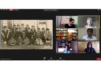 """Presentación libro """"La Cruz Capuchina en Territorio Mapuche"""": Educación y memoria fotográfica archivada en Altötting, Alemania"""