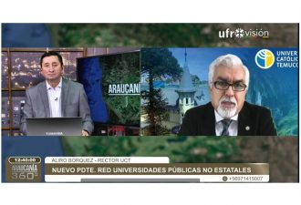 19.04.2020 Entrevista Rector UCT y Presidente Red Universidades G9