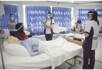 Estudiantes de Salud UCT cuentan con moderna sala de simulación clínica