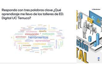 200 profesores de La Araucanía se fortalecen en educación digital