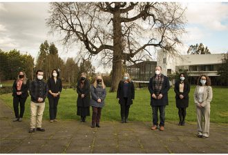 Agregada Cultural de la Embajada de Estados Unidos en Chile visita la UCT