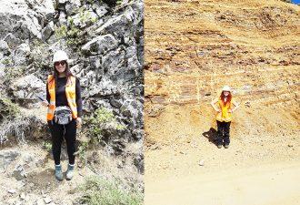 Estudiantes de Ing. Civil Geológica realizan práctica en multinacional Neozelandesa