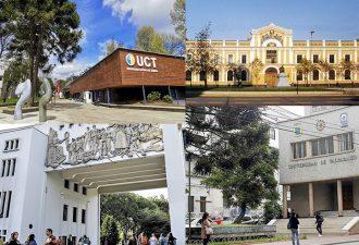 Académicos de la UCT publican artículo sobre escáner a rectores de UES chilenas
