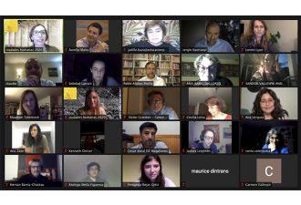 Decana de la FAAD participa de conversatorio en el marco de la Trienal Sur del Mundo 2021 que se desarrollará en Concepción