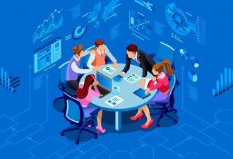Comité de Aplicación Riesgos Psicosociales Laborales se prepara para aplicar encuesta