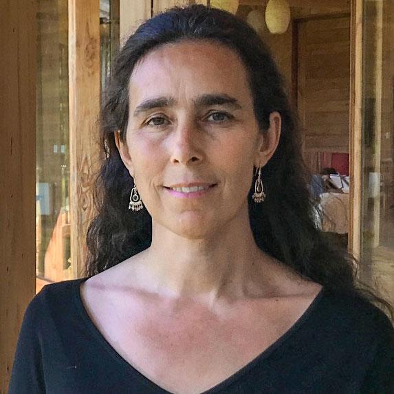 Decana Andrea Marés Sandor Vallespir