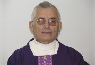 Comunidad UCT despide al Padre Marcos Uribe