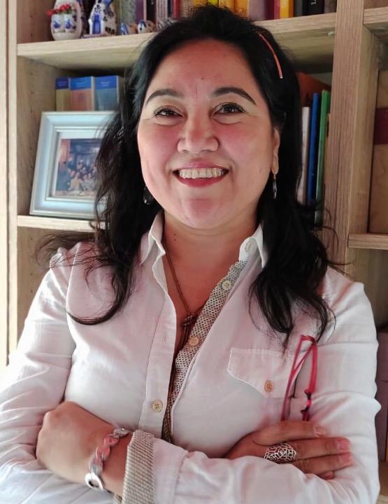 Decana Dra. Sandra Arenas Pérez
