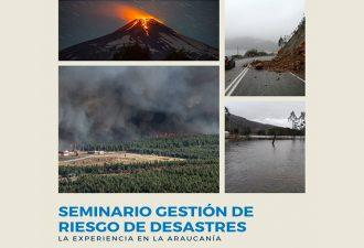 Laboratorio de Planificación Territorial de la UCT organiza Seminario Gestión de Riesgo de Desastres