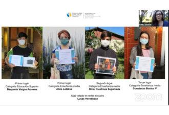 """Premian concurso de ilustración """"Dibujando historias en tiempos de pandemia"""""""