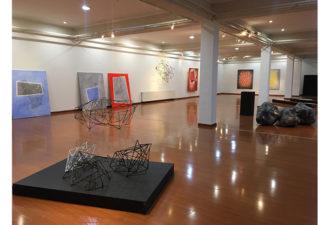 Artista visual de la UCT expone en Museo Ferroviario Pablo Neruda
