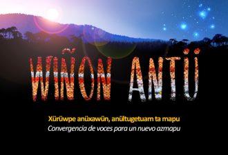 Wiñon Antü: diálogos para un Chile pluricultural